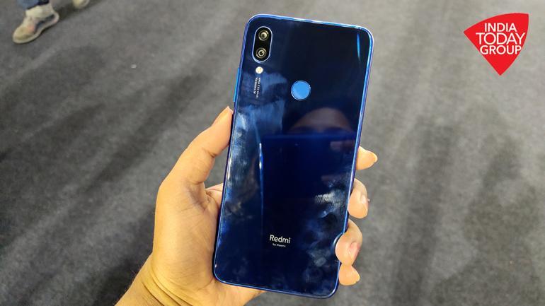 Xiaomi Redmi Note 7 Pro, Redmi Note 7 quick review: Beautiful