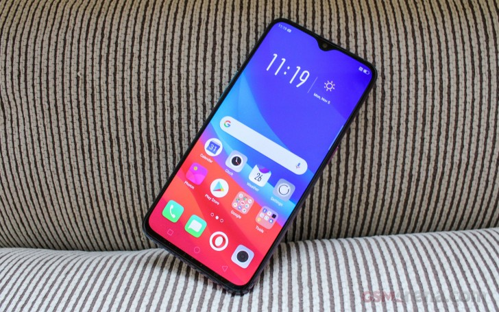 Android Apps: Oppo RX17 Pro hands-on