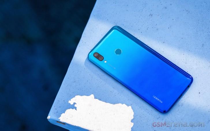 Huawei P Smart 2019 review - GSMArena.com tests