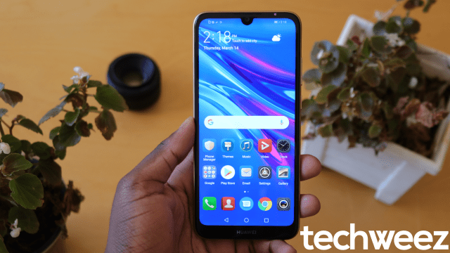 Huawei Y6 Prime 2019 Unboxing and First Impressions