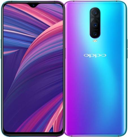 Купить OPPO RX17 Pro fogy gradient в Москве: цена смартфона ОППО