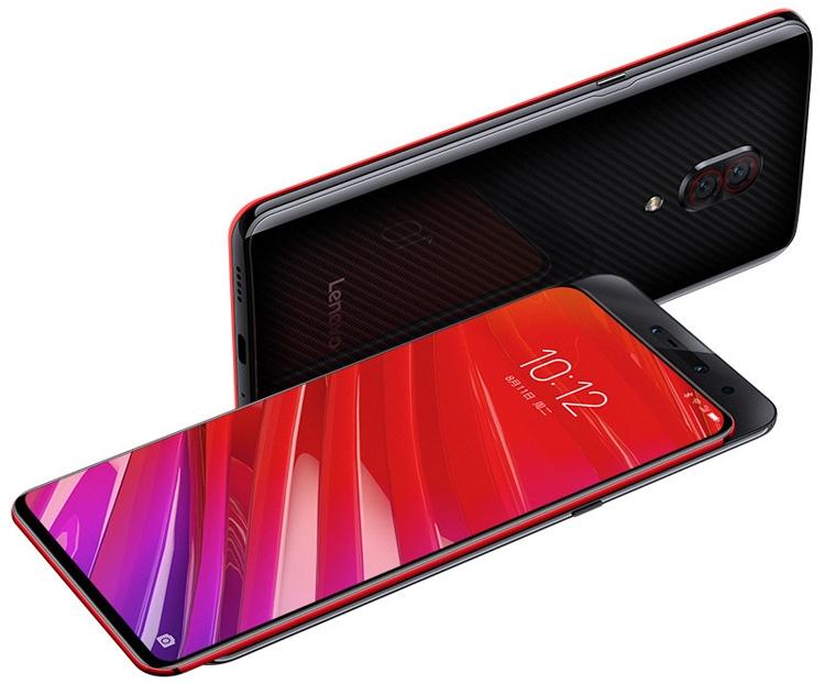 Lenovo Z5 Pro GT: первый в мире смартфон с чипом Snapdragon 855 и