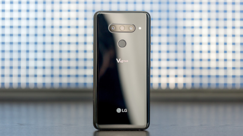 LG V40 ThinQ Review & Rating | PCMag.com