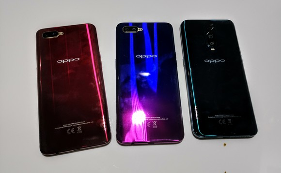 Oppo comes to Europe with the RX17 Pro and RX17 Neo shown off at