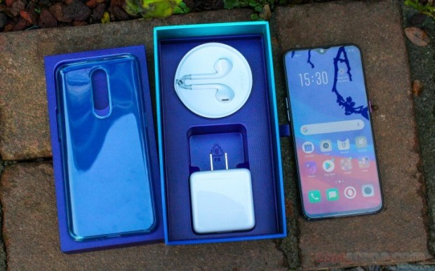 Oppo RX17 Pro hands-on – GSMArena.com tests – Here There Everywhere