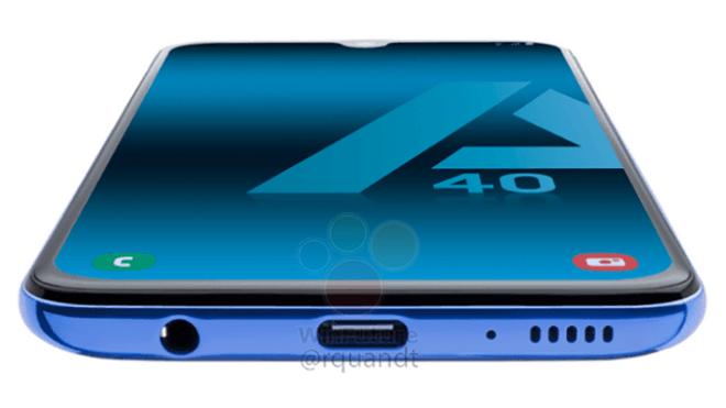 Samsung Galaxy A40 mit Riesenakku lieferbar ab 10. April? (Update