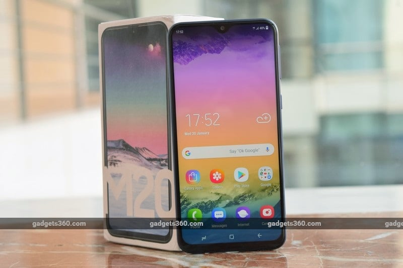 Samsung Galaxy M20 Review | NDTV Gadgets360.com
