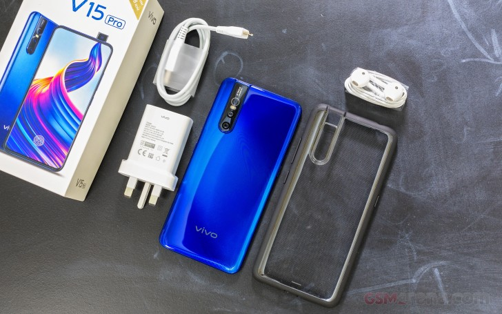 vivo V15 Pro hands-on review - GSMArena.com tests