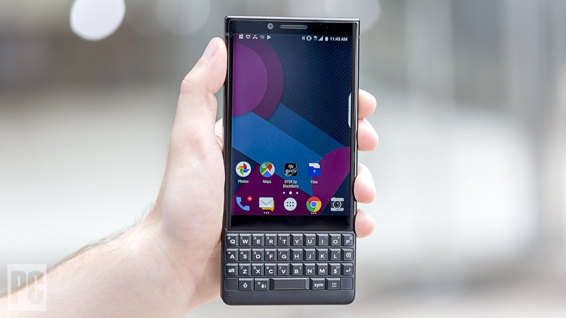 BlackBerry Key2 Review & Rating | PCMag.com