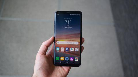 LG V35 ThinQ hands on review | TechRadar