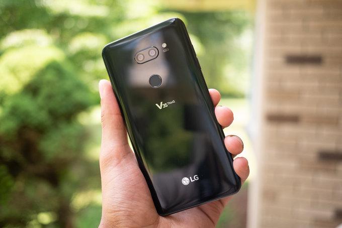 LG V35 ThinQ Review - PhoneArena