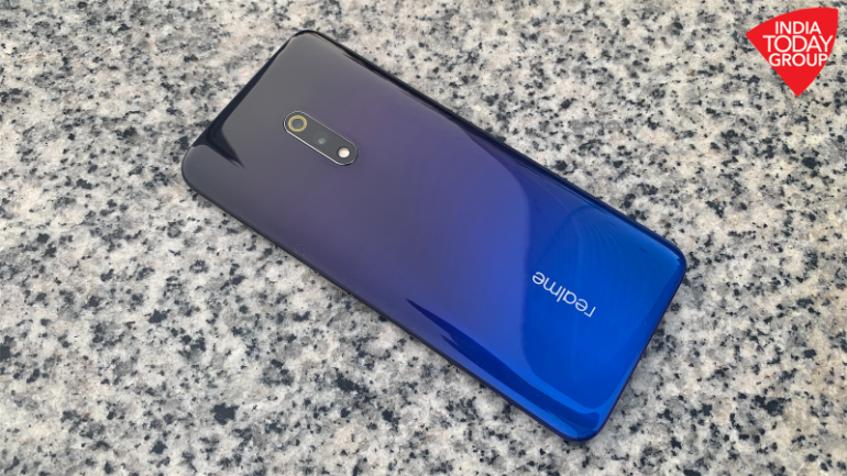Realme X quick review: Notchless display, snappy performance and
