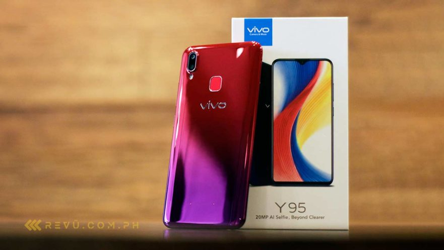 72 hours with the Vivo Y95: A hands-on review - revü