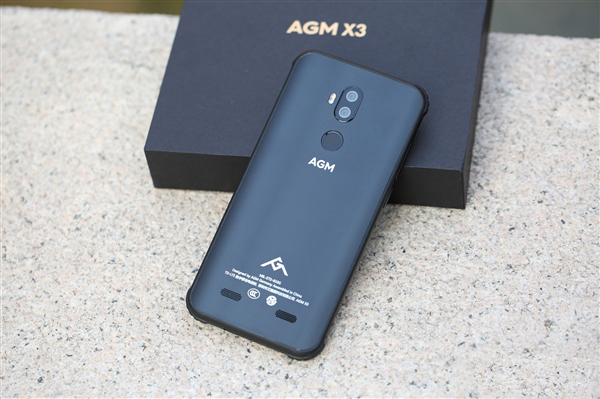 AGM X3 Unboxing: World's Most Rugged SND845 Phone