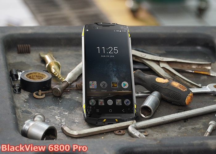 Blackview BV6800 Pro Key Specs, Review And Price • TechRamadan