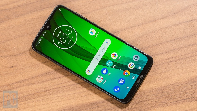 Motorola Moto G7 Review & Rating | PCMag.com