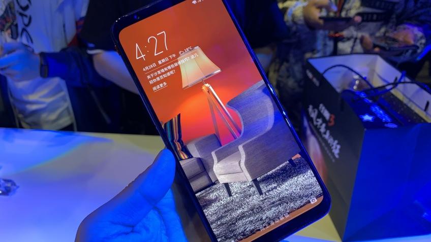 Официально представлен игровой смартфон Nubia Red Magic 3 — Игромания