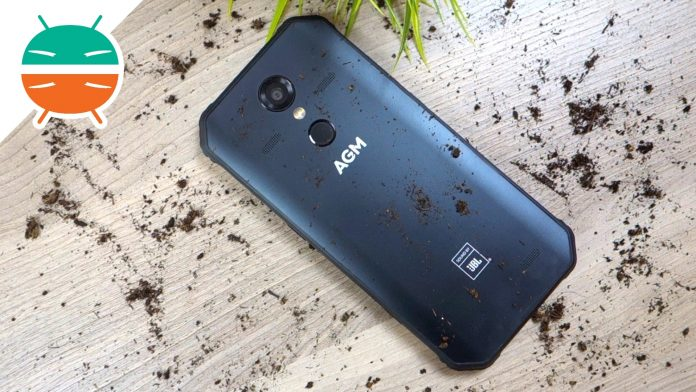 Review AGM A9: a reliable rugged phone! - GizChina.it