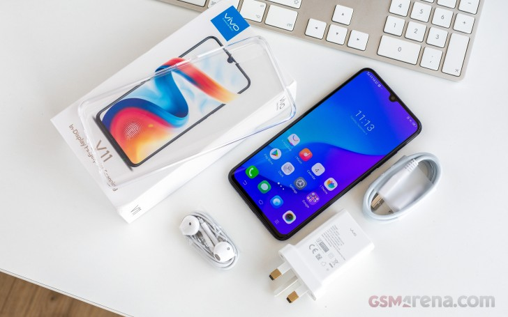 vivo V11 review - GSMArena.com tests