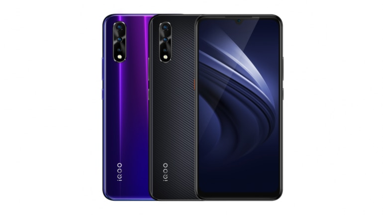 Vivo iQOO Neo is now official: A gaming smartphone with Snapdragon
