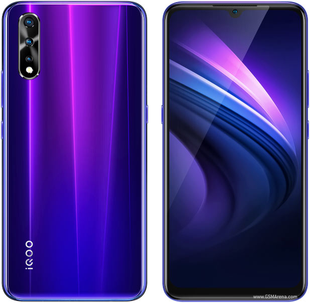 vivo iQOO Neo pictures, official photos