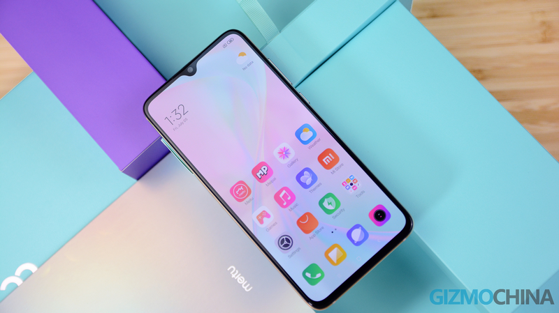 Xiaomi CC9 smartphone review: a new choice for youth - Gizmochina