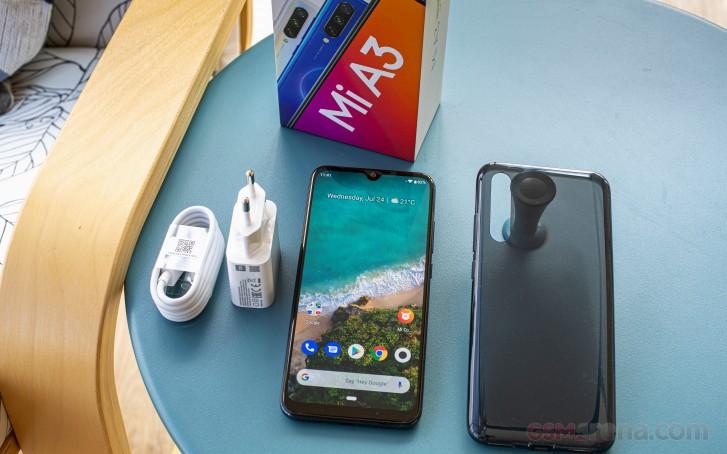 Xiaomi Mi A3 review - GSMArena.com tests