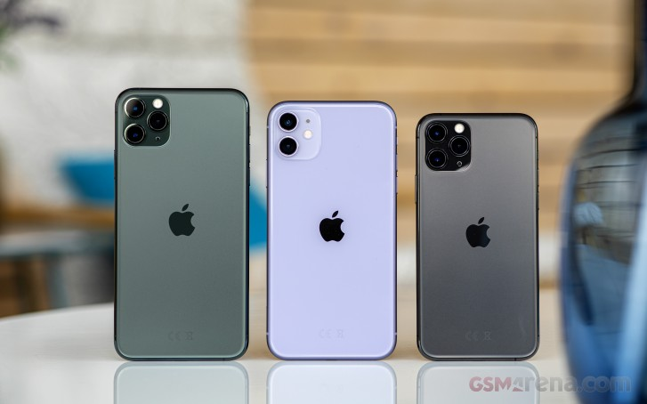 130,000 iPhone 11s sold in South Korea on launch day - GSMArena
