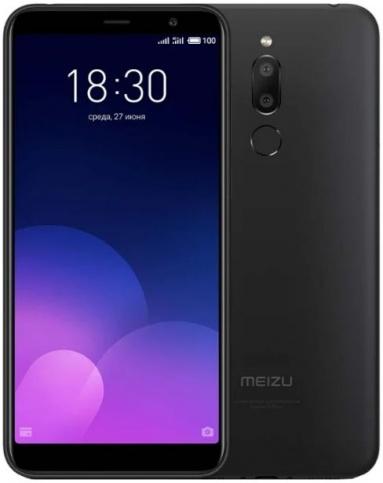 Купить Meizu M6T 16GB black в Москве: цена смартфона Мейзу M6T