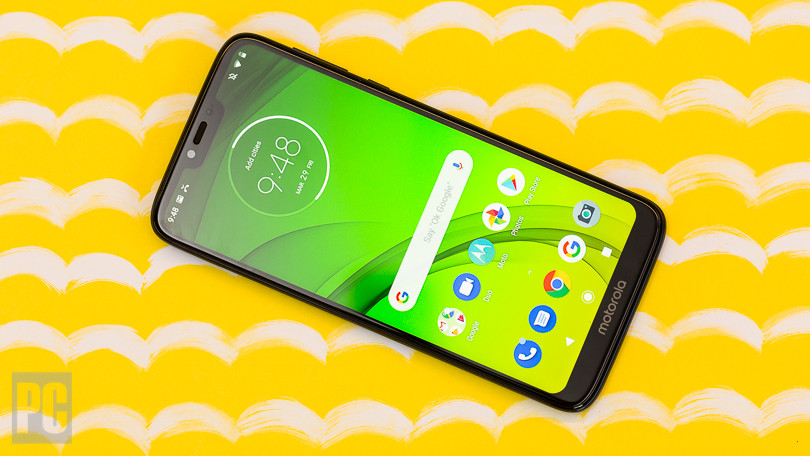 Motorola Moto G7 Power Review & Rating | PCMag.com