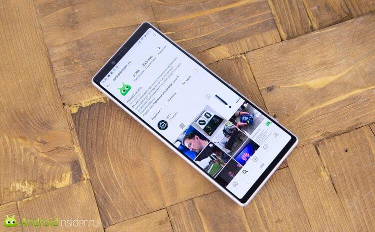 Обзор: Sony Xperia 1 — самый необычный смартфон - AndroidInsider.ru