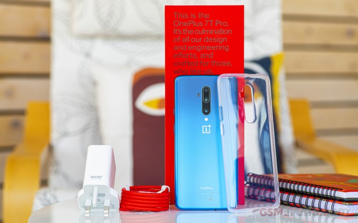 OnePlus 7T Pro review - GSMArena.com tests