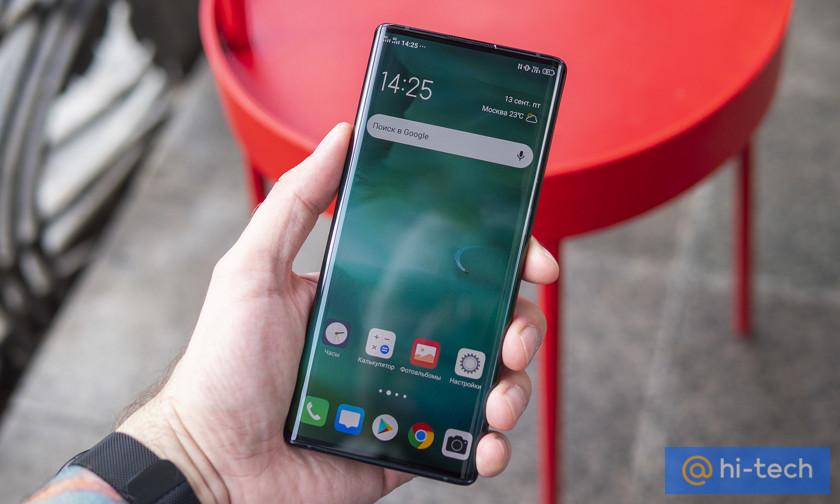 Первый смартфон с экраном-водопадом. Обзор Vivo NEX 3 - Hi-Tech