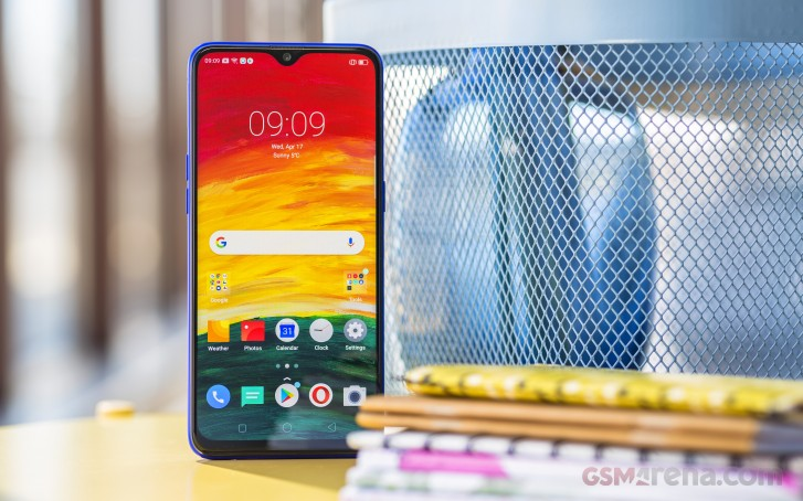Realme 3 Pro review: Lab tests - display, battery life