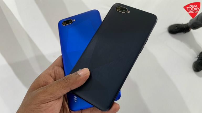 Realme C2 quick review: Small price for a Pie-powered phone
