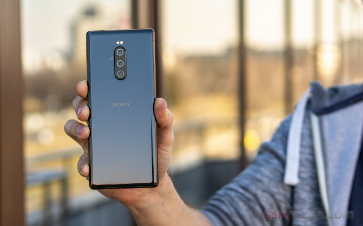 Sony Xperia 1, 10 Plus, 10, L3 hands-on review: Sony Xperia 1
