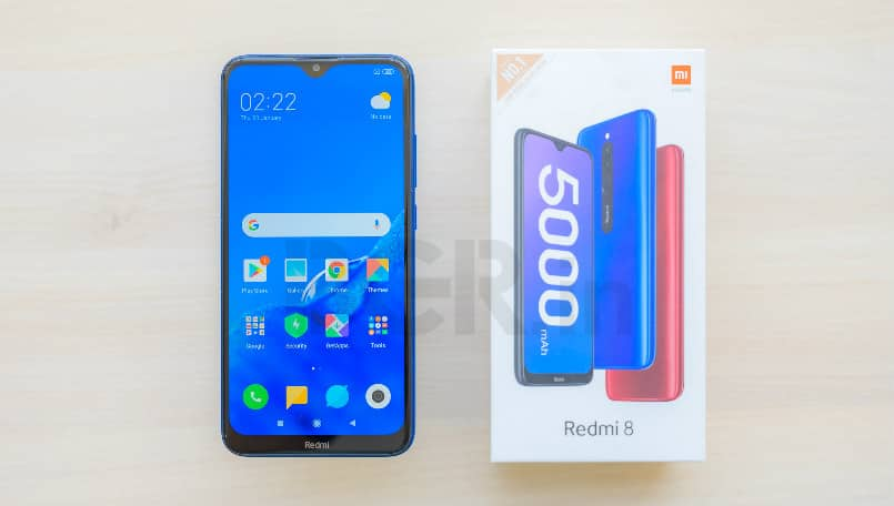 Xiaomi Redmi 8 review, price in India, design, features