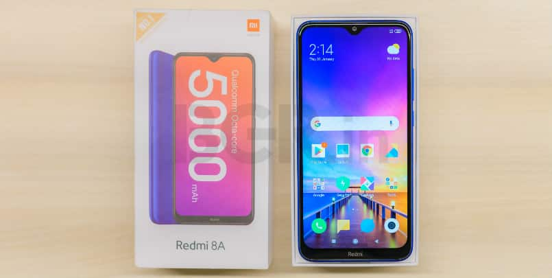 Xiaomi Redmi 8A first impressions, price in India, design