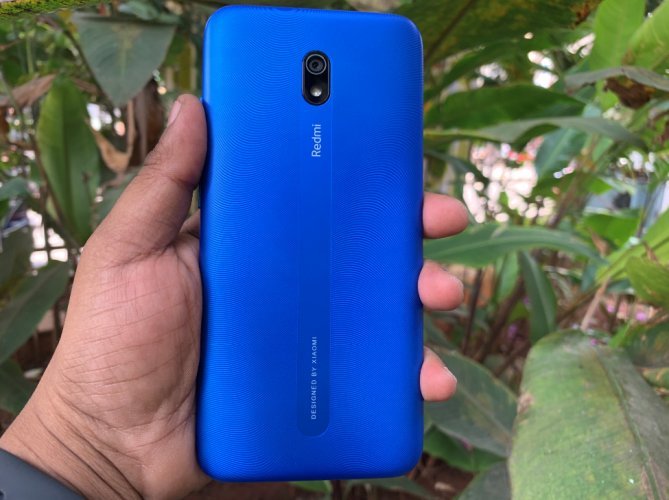 Xiaomi Redmi 8A hands-on review: First impression | Deccan Herald