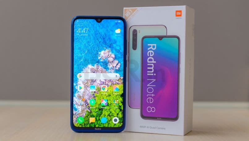 Xiaomi Redmi Note 8 Review, Price in India and Specifications