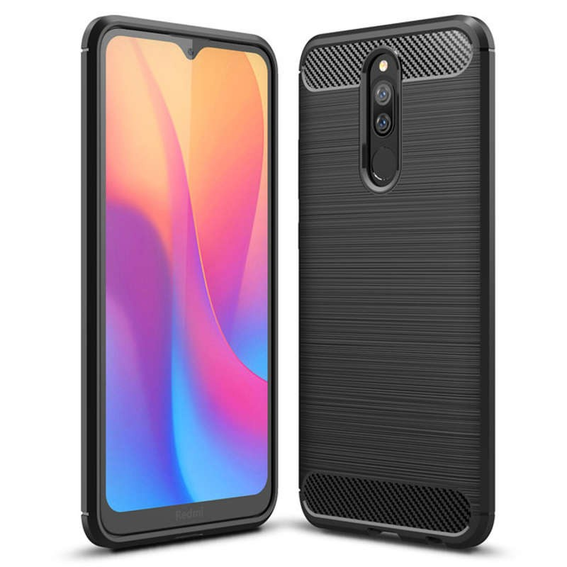 Buy Xiaomi Redmi 8 Carbon Ultra Case - PowerPlanetOnline