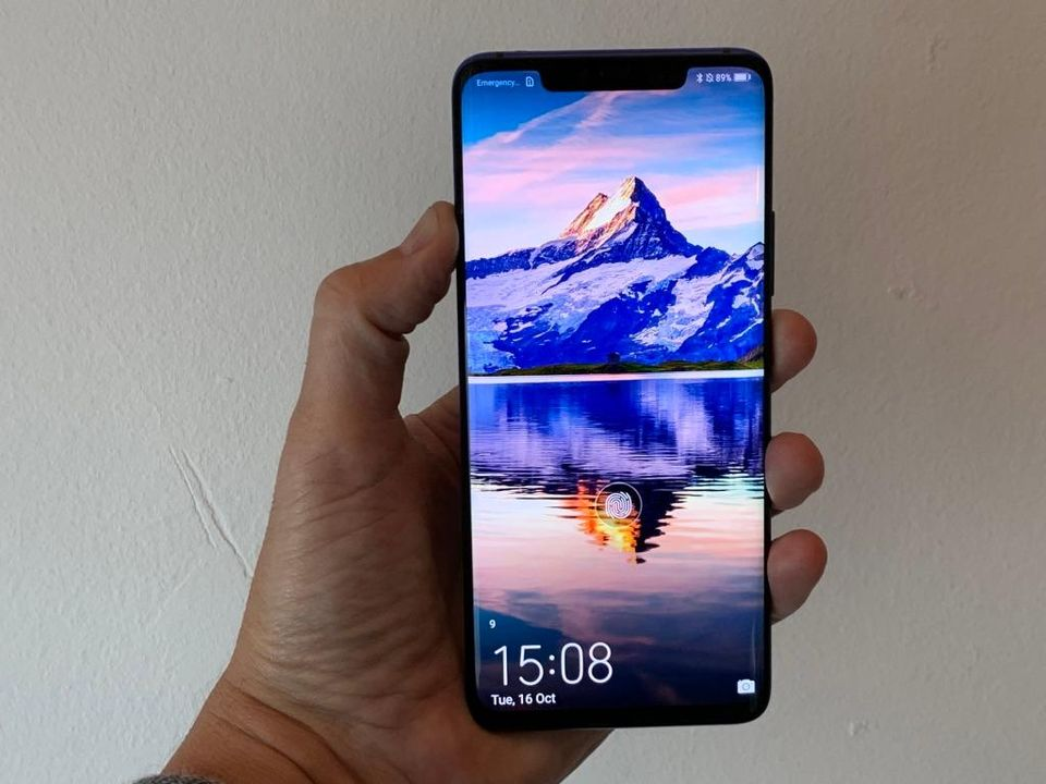 Huawei Mate 20 Pro Revealed With Dazzling Design And Super-Cool