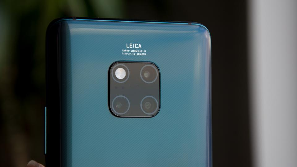 Huawei Mate 20 Pro review: Bursting at the seams with features