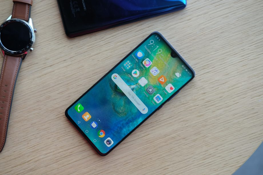 Huawei Mate 20 review: Say hi to the 'Dewdrop' notch | Trusted Reviews