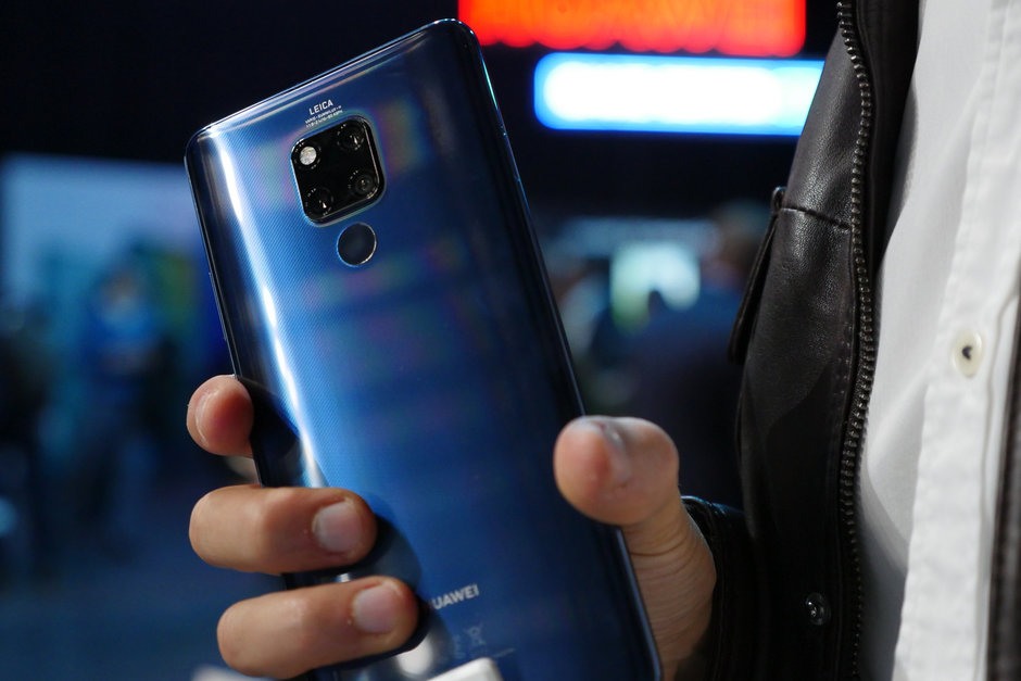 "Huawei Mate 20 X hands on: is this the return of the ""phablet"