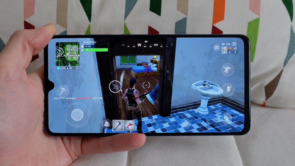 "Huawei Mate 20 X review - ""Mobile gaming hits the big screen"