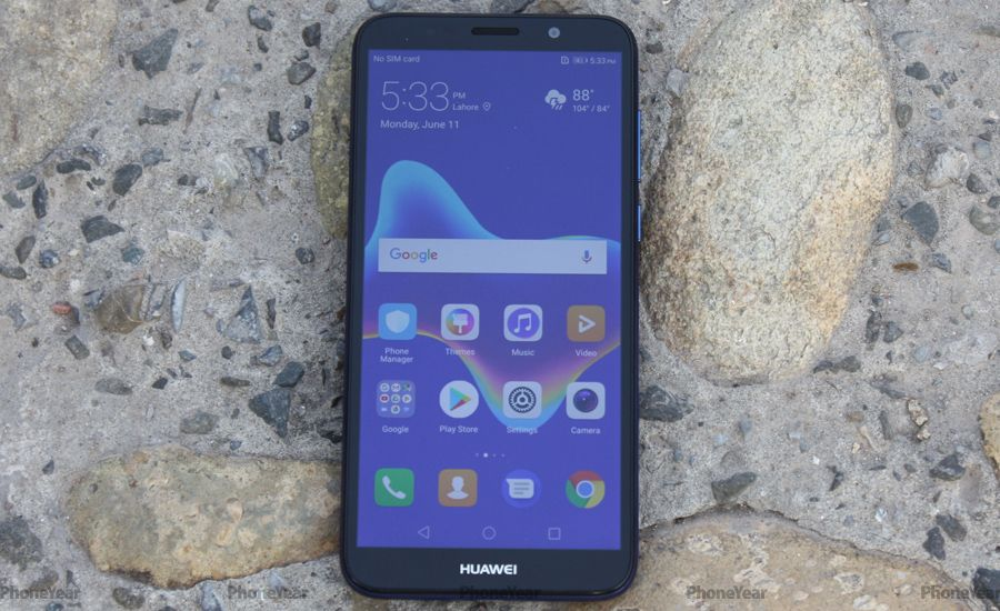 Huawei Y5 Prime 2018 Review | Cell phones in school, Phone, Cell