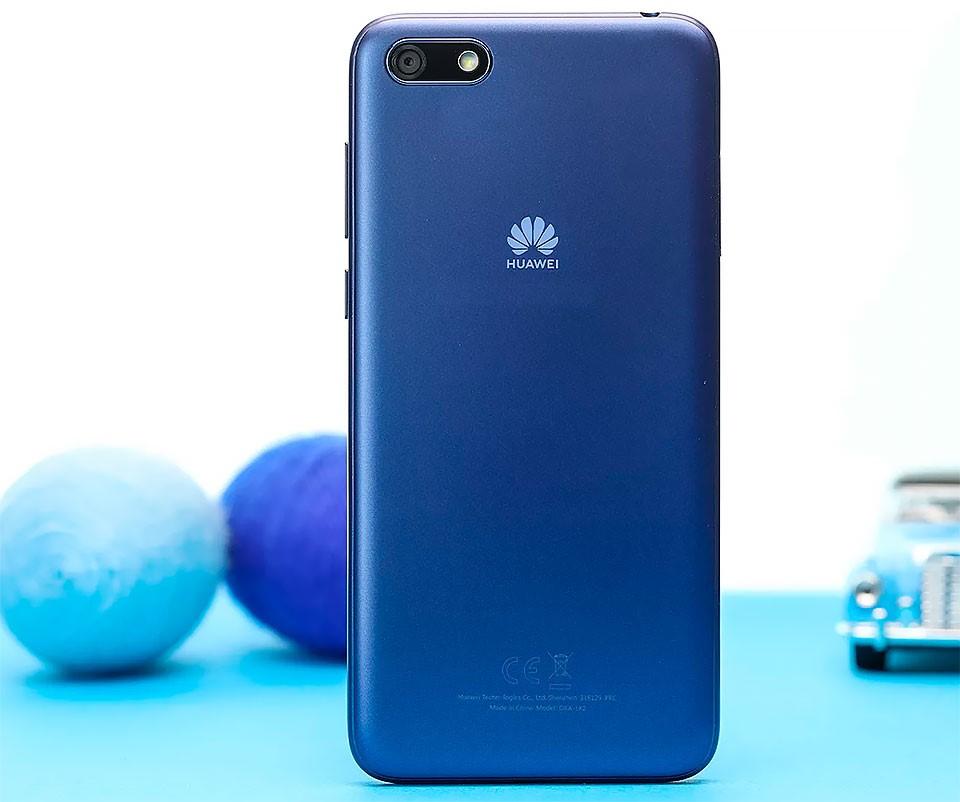 Смартфон Huawei Y5 Prime 2018 16Gb Black - цена на Смартфон Huawei
