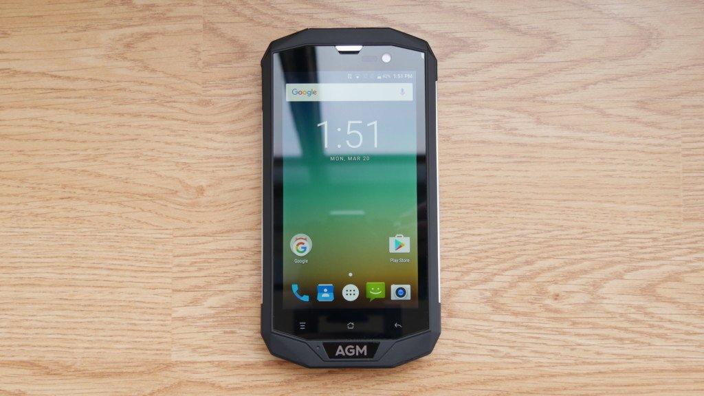 AGM A8 Review - A Decent Budget Rugged Smartphone - Gizmochina