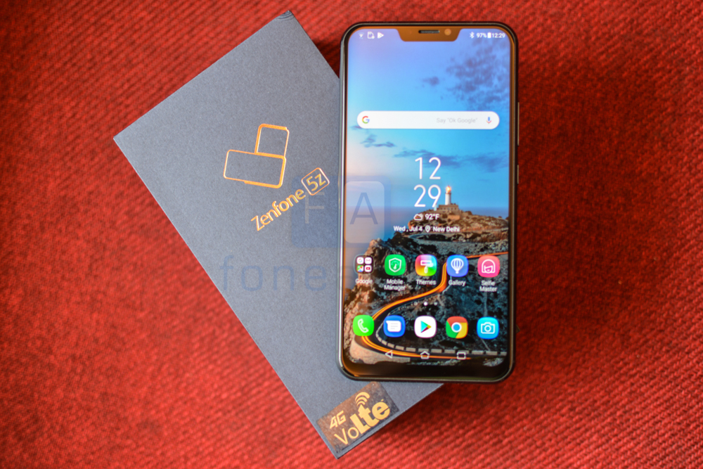 ASUS Zenfone 5Z Unboxing and First Impressions | The Sheen Blog